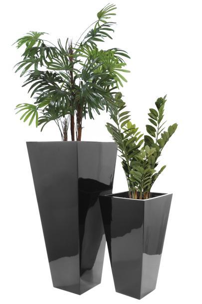pflanzgef e aus fiberglas die herstellung im detail. Black Bedroom Furniture Sets. Home Design Ideas