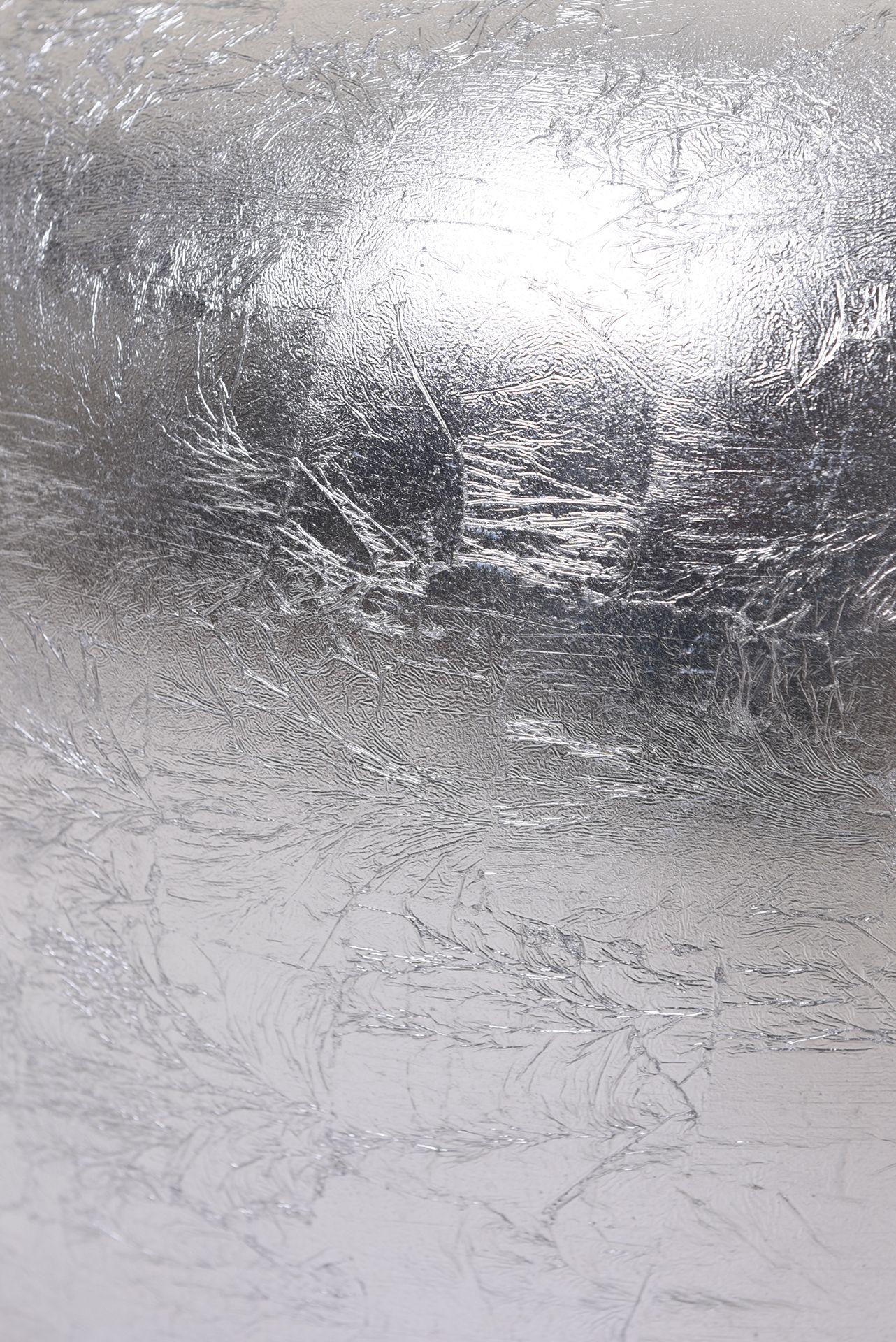Deko obst deko kirsche aus fiberglas 72x38x33 cm silber for Kirsche deko