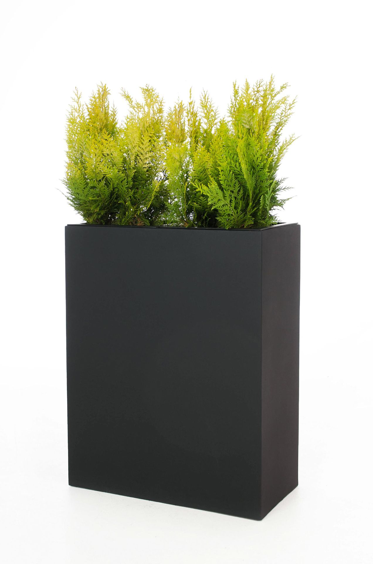 Pflanzkübel Raumteiler aus Fiberglas \