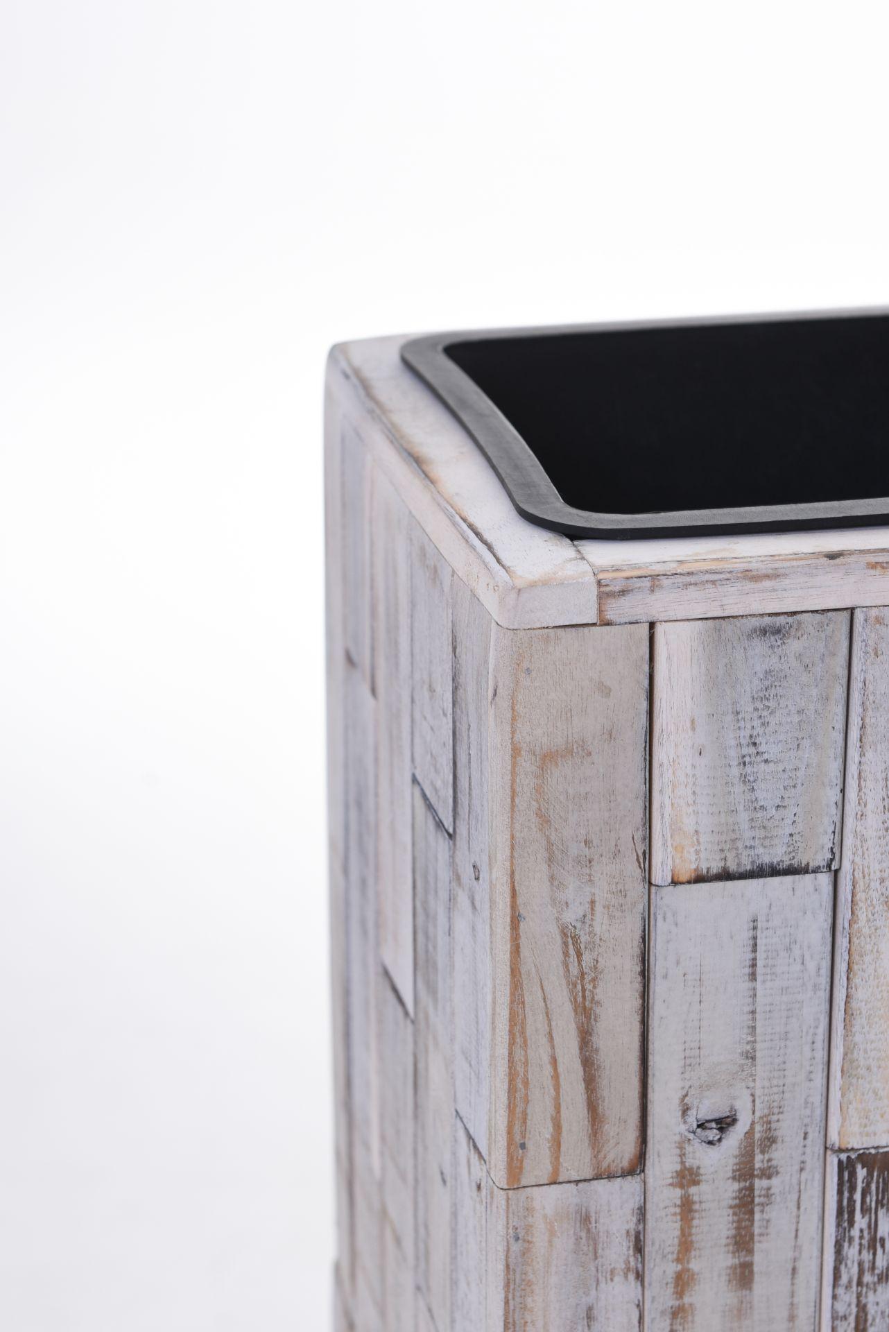 pflanzk bel raumteiler recycling holz elemento shabby. Black Bedroom Furniture Sets. Home Design Ideas