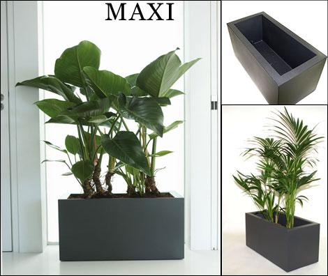 Pflanzkübel Maxi - Kunststoff