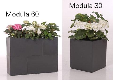 Blumenkübel Modula
