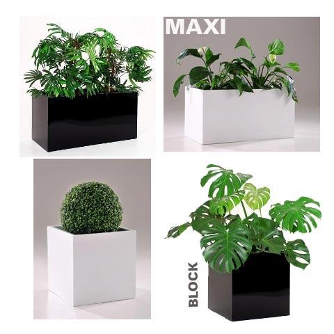 blumenk bel mal anders schicke raumteiler im hochglanz pflanzk bel blog von ae trade. Black Bedroom Furniture Sets. Home Design Ideas