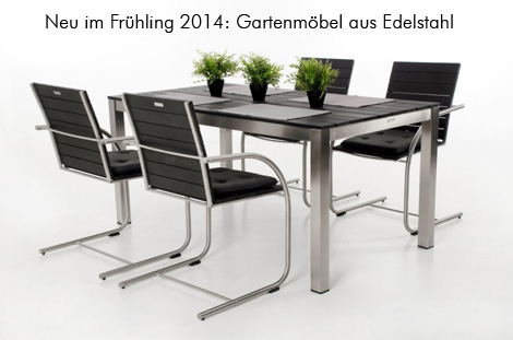 Gartensaison 2014: Neue Gartenmöbel, Blumenkübel und Beete ...