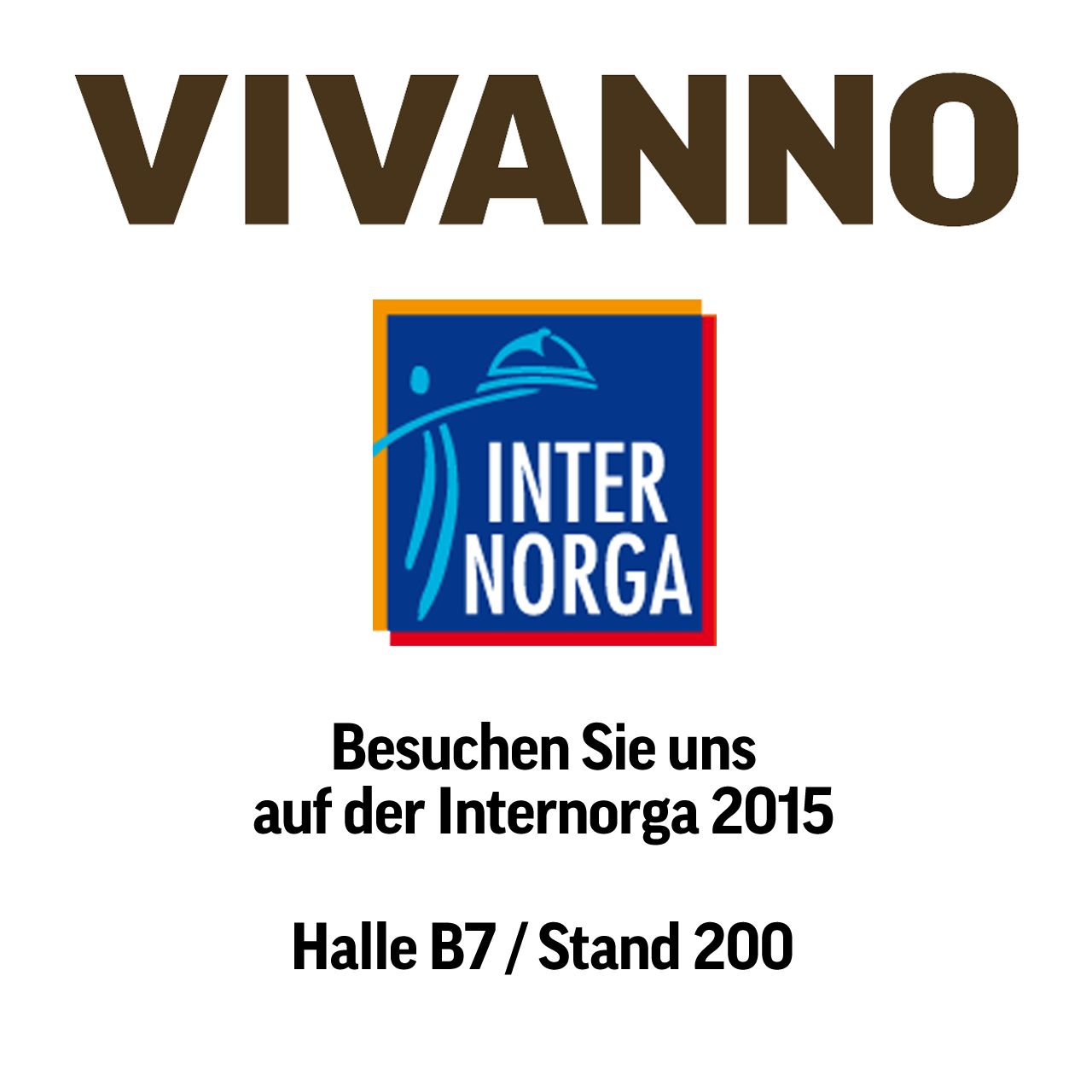 besuchen sie uns ae trade online mit vivanno auf der internorga 2015 pflanzk bel blog von. Black Bedroom Furniture Sets. Home Design Ideas