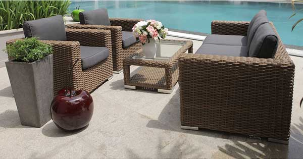 Awesome Gartenmobel Rattan Modern Contemporary - House Design