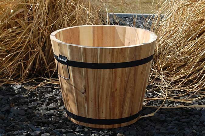 Neu Pflanzkubel Aus Dem Holz Der Akazie Pflanzkubel Blog Von Ae Trade