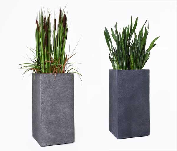 pflanzk bel wie stein rau modern und frostsicher pflanzk bel blog von ae trade. Black Bedroom Furniture Sets. Home Design Ideas