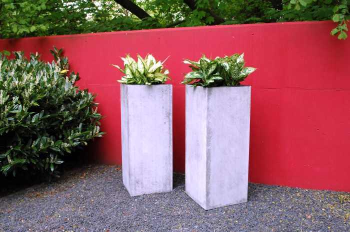 Bauhausstil Referenzkundenblog Von Pflanzkübeln Ae Trade Online