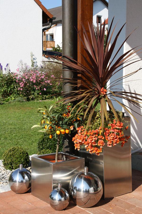 edelstahl referenzkundenblog von pflanzk beln ae trade. Black Bedroom Furniture Sets. Home Design Ideas